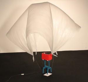 Antonio Guiotto, …Maybe, 2013, installazione.